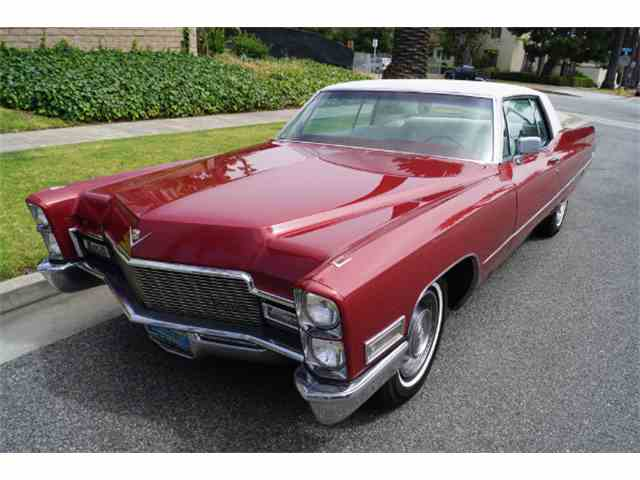 1968 Cadillac Coupe DeVille | 955921