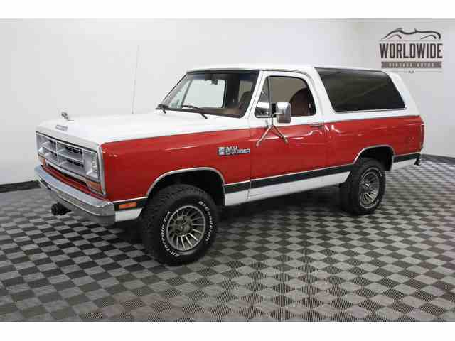 1986 Dodge Ramcharger | 955926