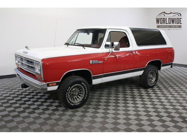 1986 Dodge Ramcharger | 955926