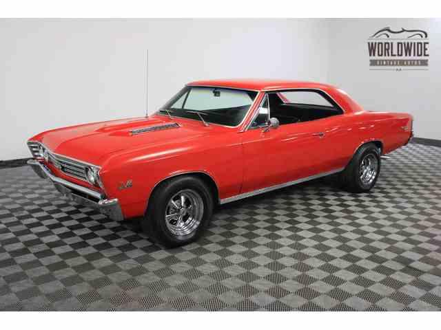 1967 Chevrolet Chevelle SS | 955927