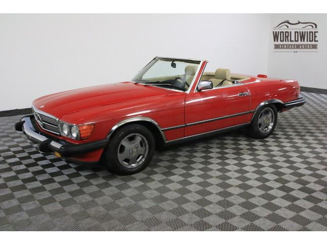1989 Mercedes-Benz 560SL | 955929