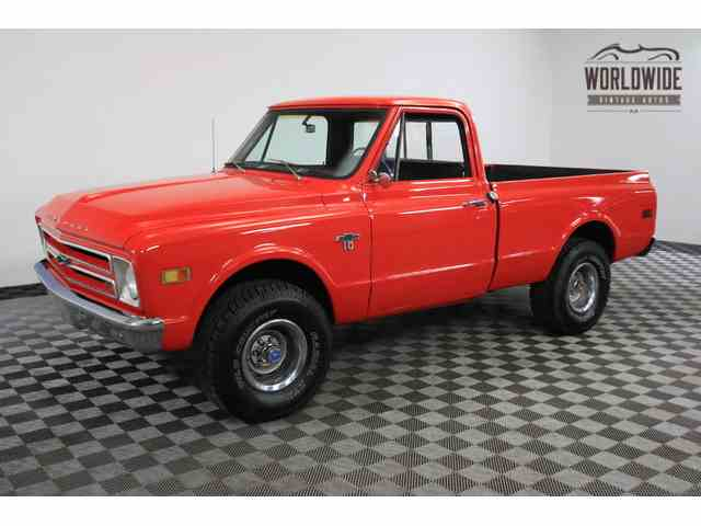 1967 Chevrolet C/K 10 | 955931