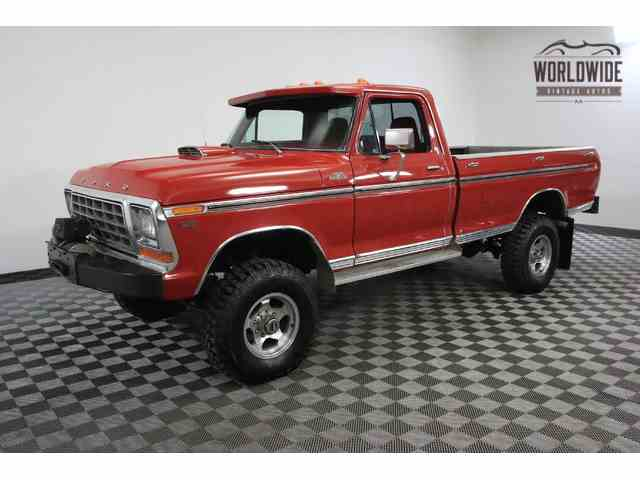 1979 Ford F350 | 955934