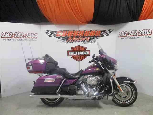 2011 Harley-Davidson® FLHTK - Electra Glide® Ultra Limited | 955938