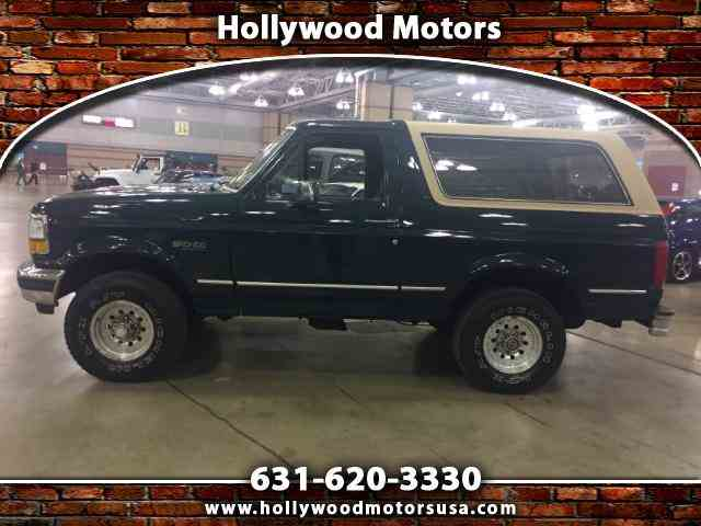 1992 Ford Bronco | 955944