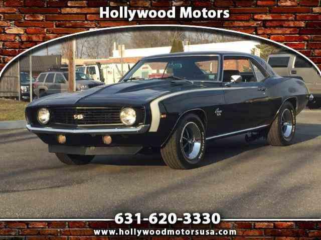 1969 Chevrolet Camaro SS | 955945