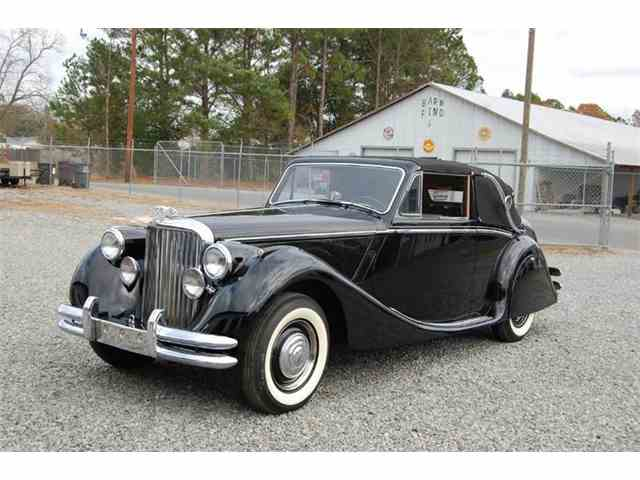 1951 Jaguar Mark V Drophead Coupe | 955949