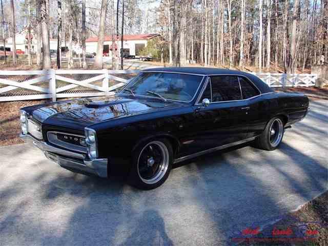 1966 Pontiac GTO | 955950