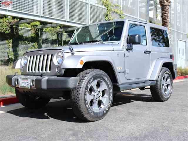 2016 Jeep Wrangler | 955952