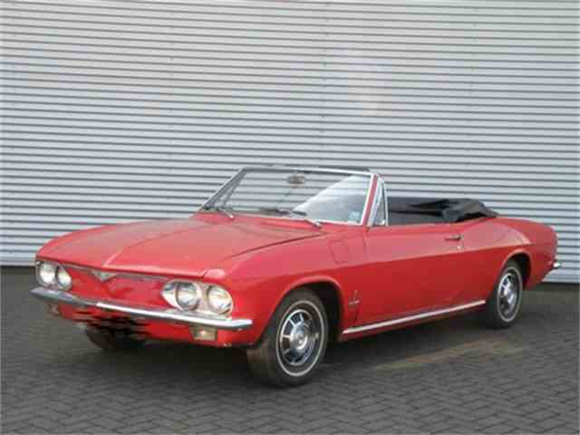 1966 Chevrolet Corvair | 955958
