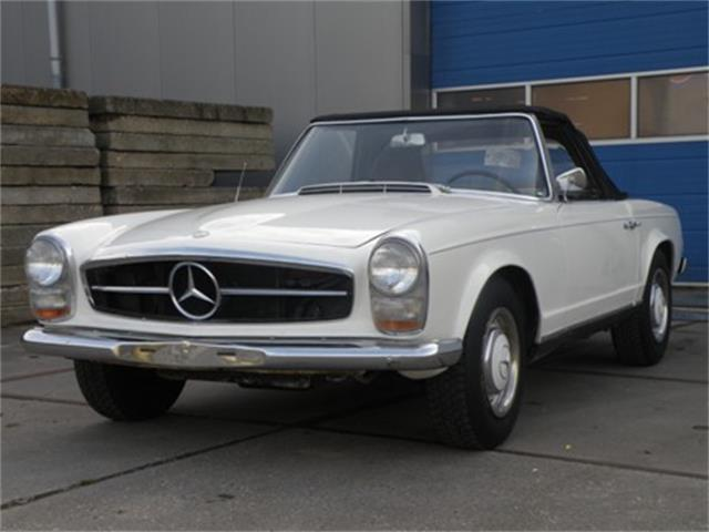 1964 Mercedes-Benz 230SL | 955961