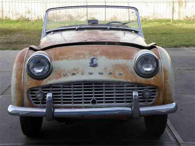 1959 Triumph TR3A | 955962