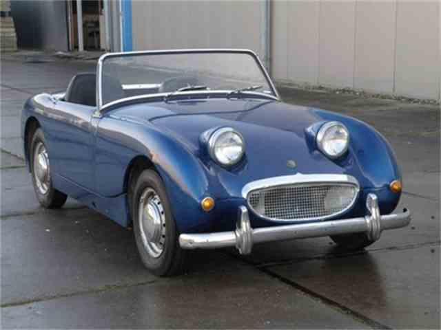 1960 Austin-Healey frogeye | 955967