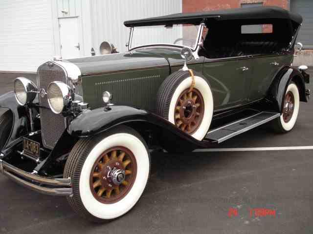 1930 lasalle sport pheaton  | 955971