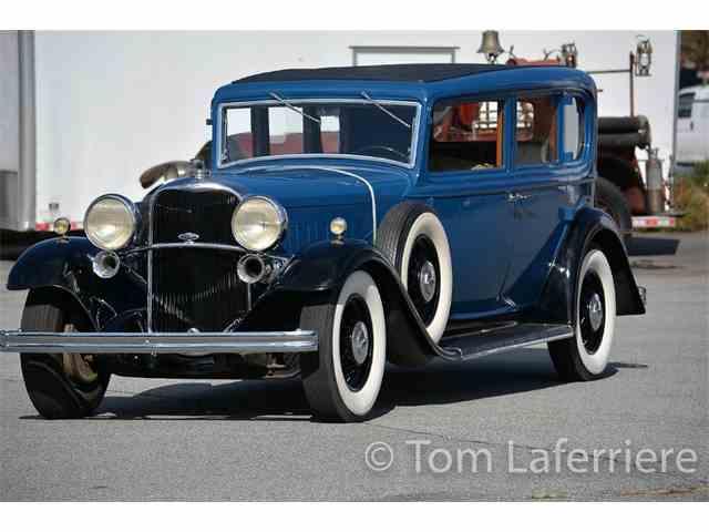 1932 Lincoln K V-12 | 955975
