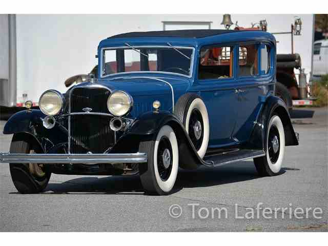 1932 Lincoln KB V-12 | 955975