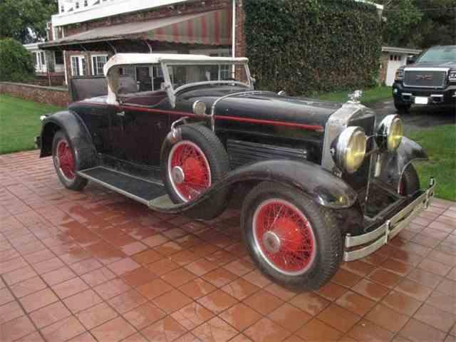 1929 Stutz blackhawk | 955976