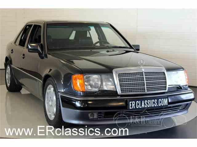 1991 Mercedes-Benz 500 | 955978