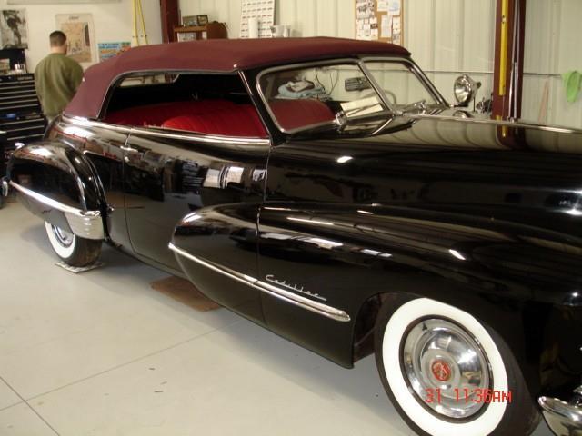 1947 Cadillac Convertible   955982