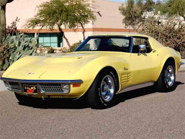 1970 Chevrolet Corvette | 955984