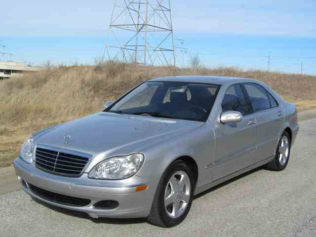 2005 Mercedes-Benz S430 | 955999