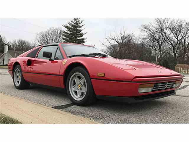 1988 Ferrari 328 GTS | 950006