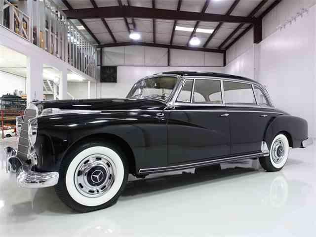 1960 Mercedes-Benz 300D | 956002