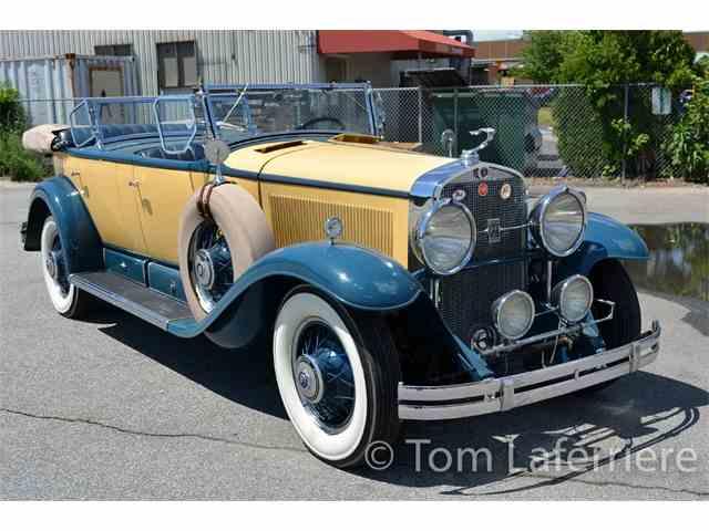 1930 Cadillac 351 | 956003