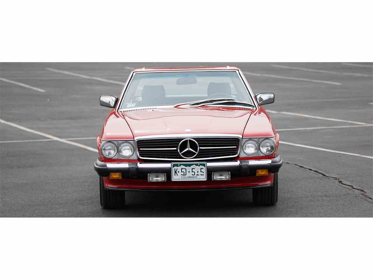 1986 mercedes benz 560sl for sale cc for Mercedes benz of englewood