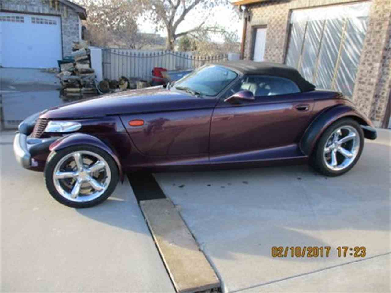 1999 Plymouth  Prowler for Sale - CC-956011