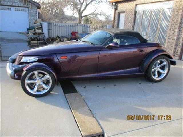 1999 Plymouth Prowler | 956011