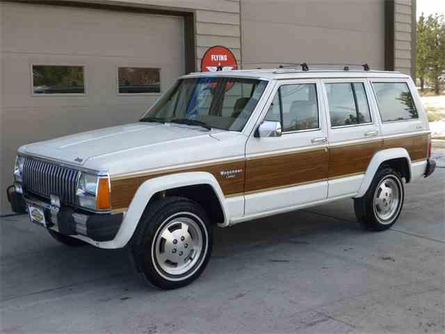 1985 Jeep Wagoneer | 956019