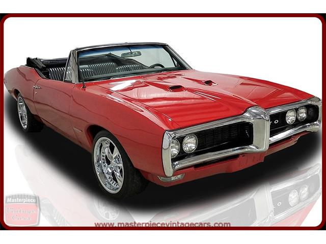 1968 Pontiac GTO Tribute Convertible | 956023