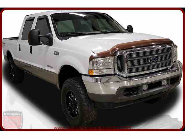 2003 Ford F250 Lariat Super Duty Crew Cab  | 956025