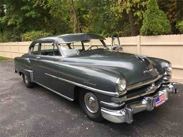 1953 Chrysler Windsor | 956026