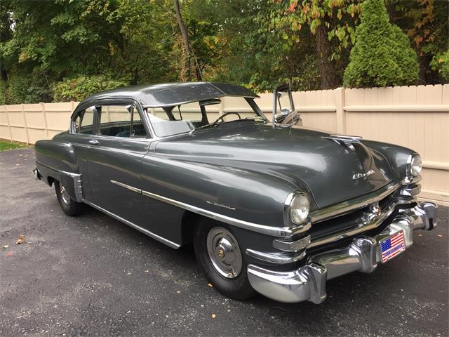 1953 Chrysler Windsor | 956026