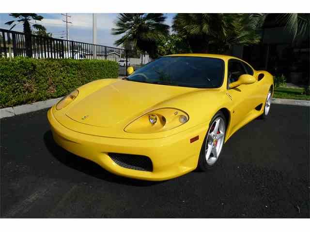 2003 Ferrari 360 | 956028