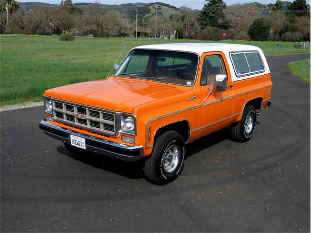 1977 GMC High Sierra | 956030