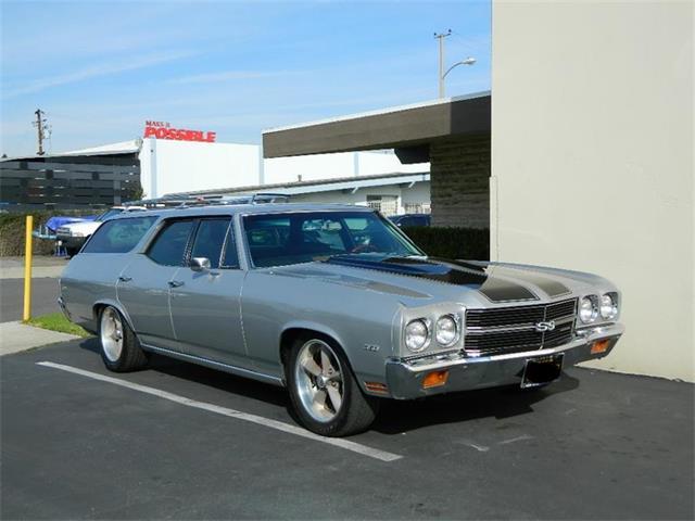 1970 Chevrolet Chevelle | 956038