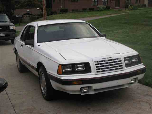 1986 Ford Thunderbird | 956039