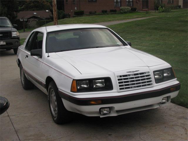 1986 Ford Thunderbird | 956039