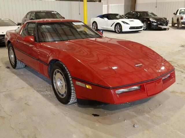1986 Chevrolet Corvette | 950604
