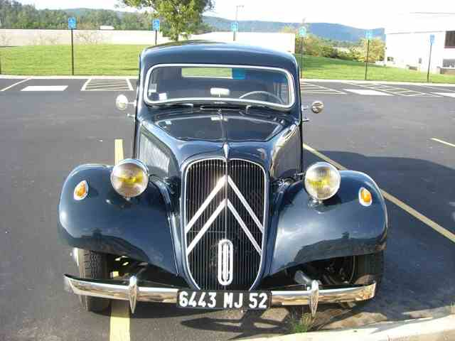 1955 Citroen Traction Avant | 956040
