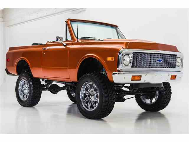 1972 To 1974 Chevrolet Blazer For Sale On Classiccars Com