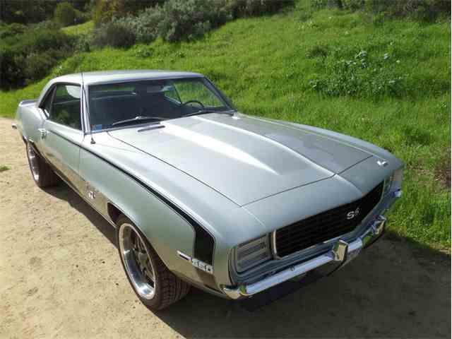 1969 Chevrolet Camaro | 956043