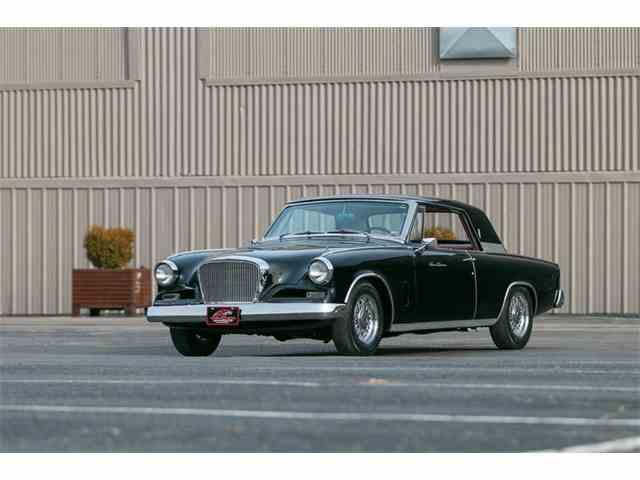 1962 Studebaker Gran Turismo | 956044