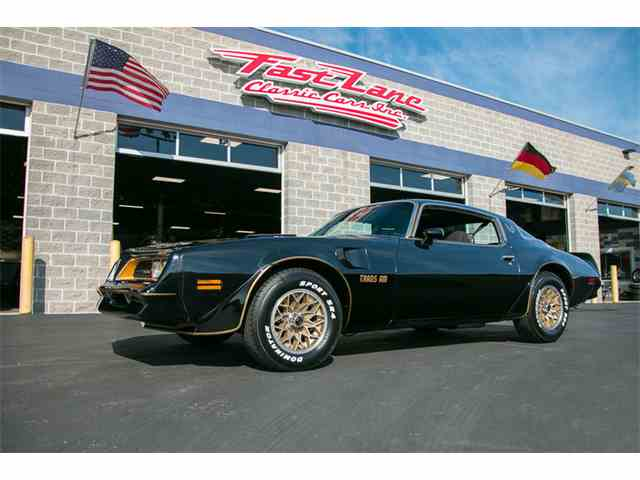 1978 Pontiac Firebird Trans Am | 956045