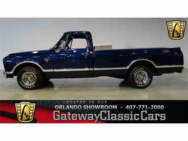 1967 Chevrolet C/K 10 | 956046