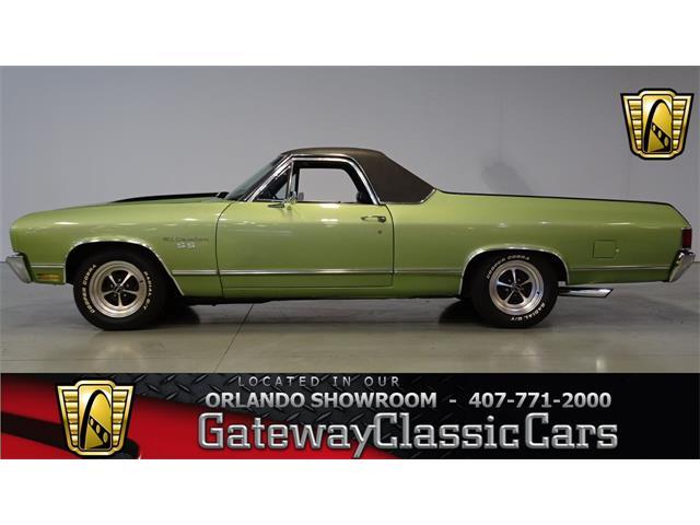 1970 Chevrolet El Camino   956047