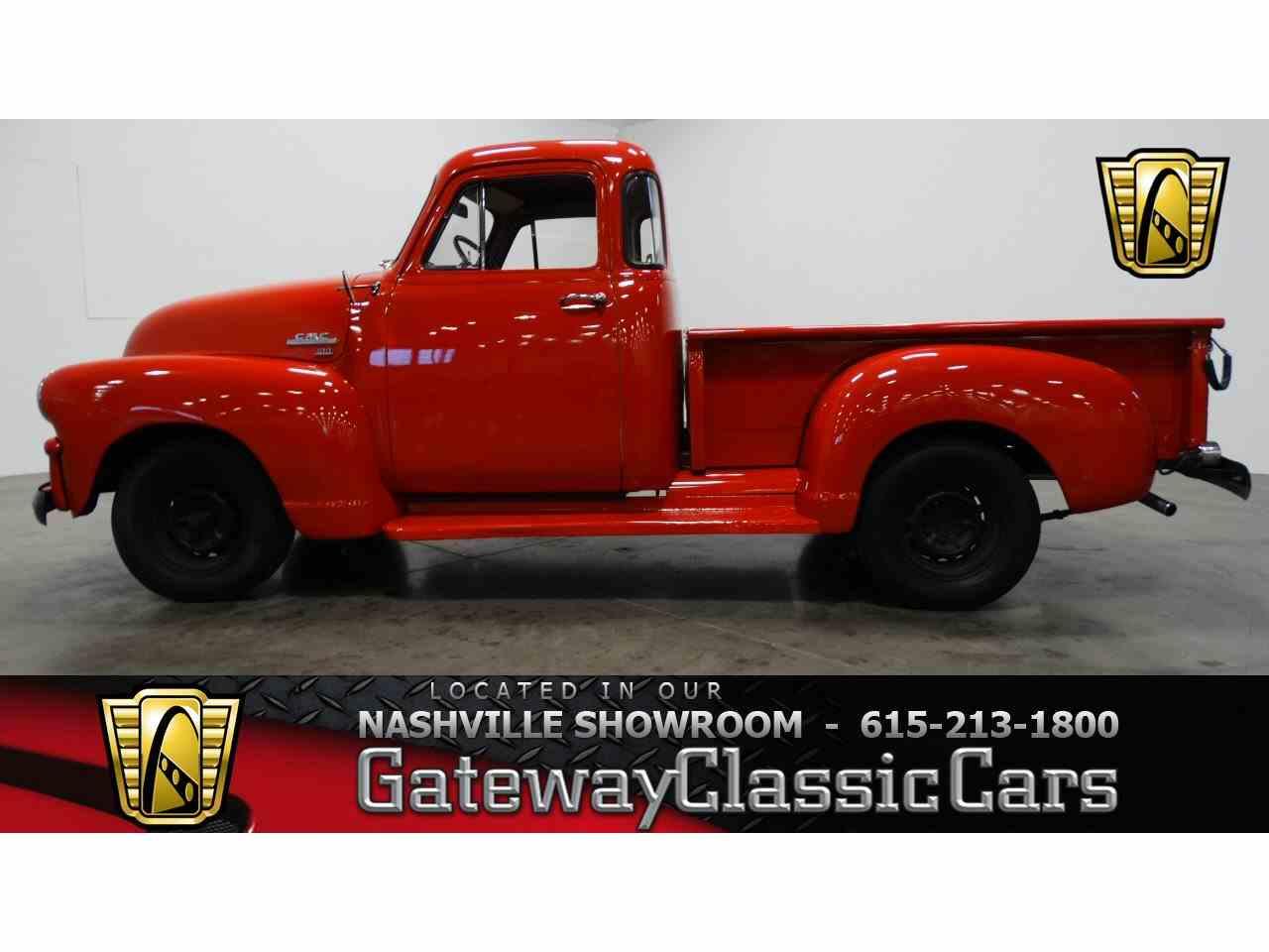 1954 GMC 100 for Sale - CC-956051
